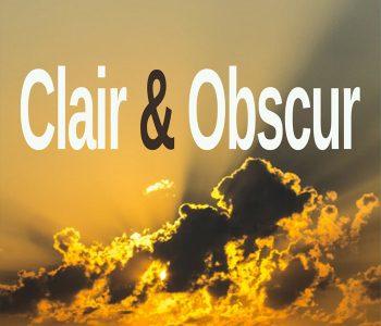 Logo webzine Clair & Obscur